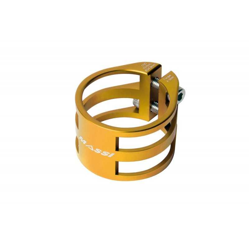 Abrazadera tija mecanizada  CNC Doble