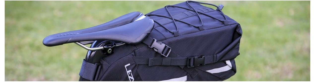 Bolsas de sillín para bicicleta - Biketic