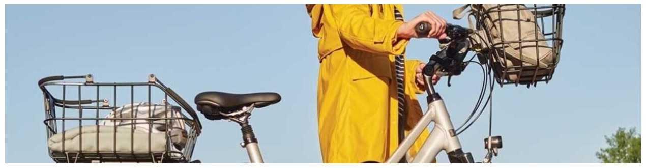 Cestas para bicicleta - Biketic