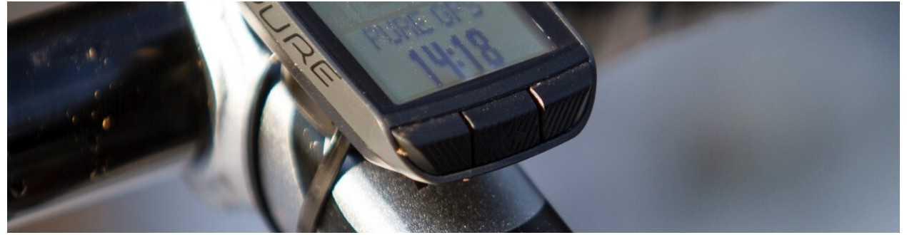 Ciclocomputadores y pulsómetros para ciclismo - Biketic